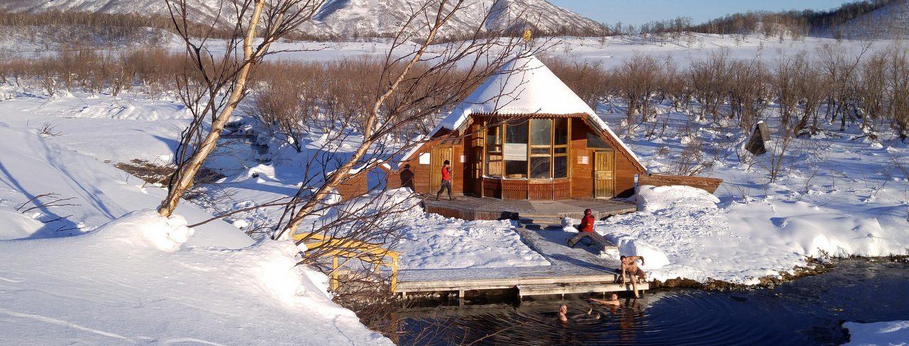 Горячереченские источники, Туры на Камчатку зимой
