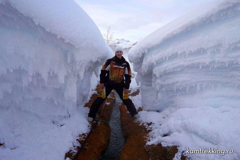 Зимние туры на Камчатку