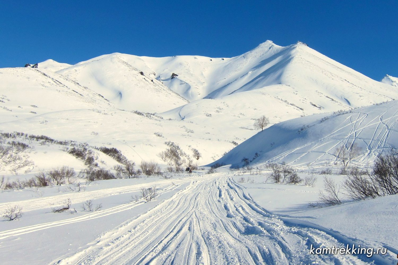 Камчатка туры, Пиначевский перевал