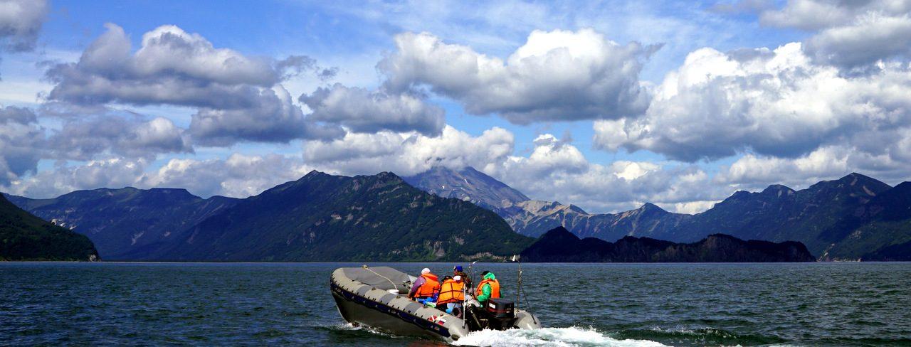 Рыбалка на Камчатке, отдых на Камчатке