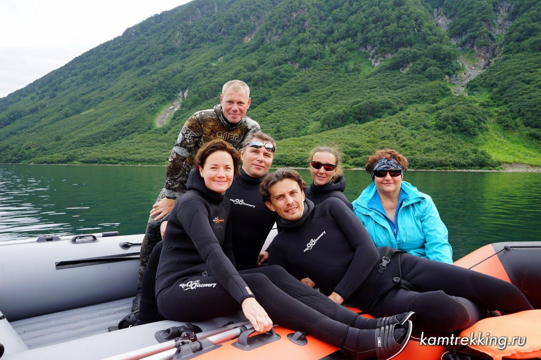 Рыбалка на Камчатке туры