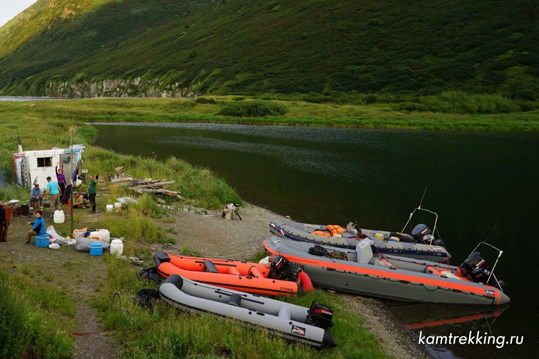 Рыбалка на Камчатке, цены