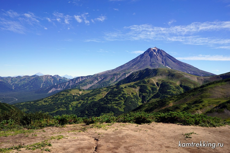 Туры на Камчатку, Вилючинский вулкан