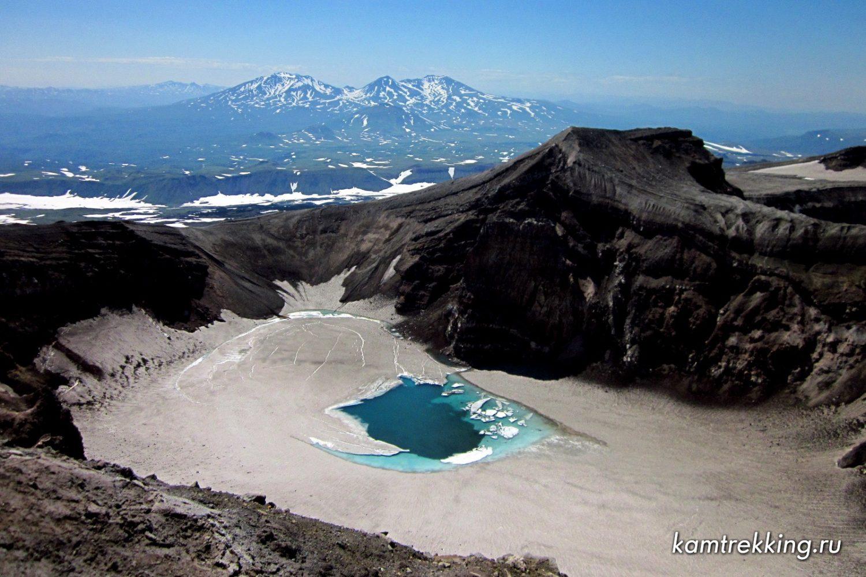 Туры на Камчатку, Камчатка вулкан тур