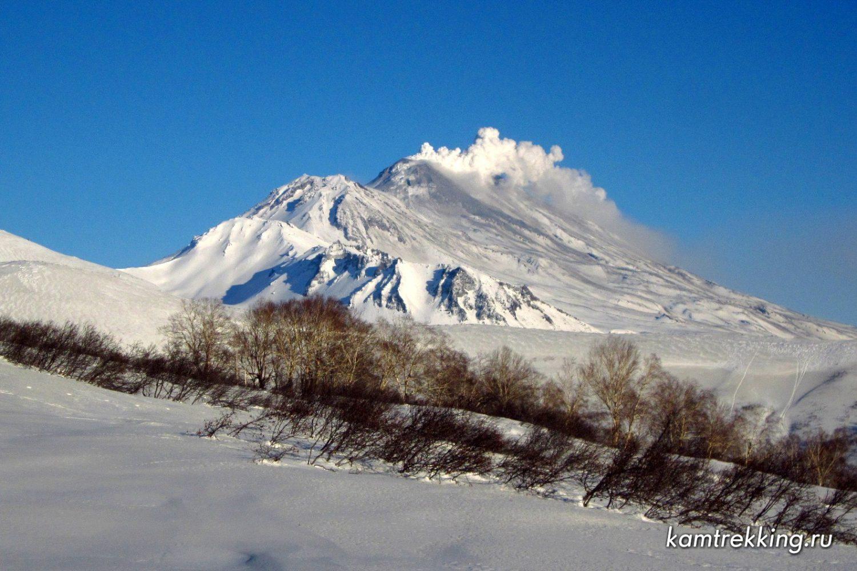 Туры на Камчатку, Налычево, вулкан Жупановский