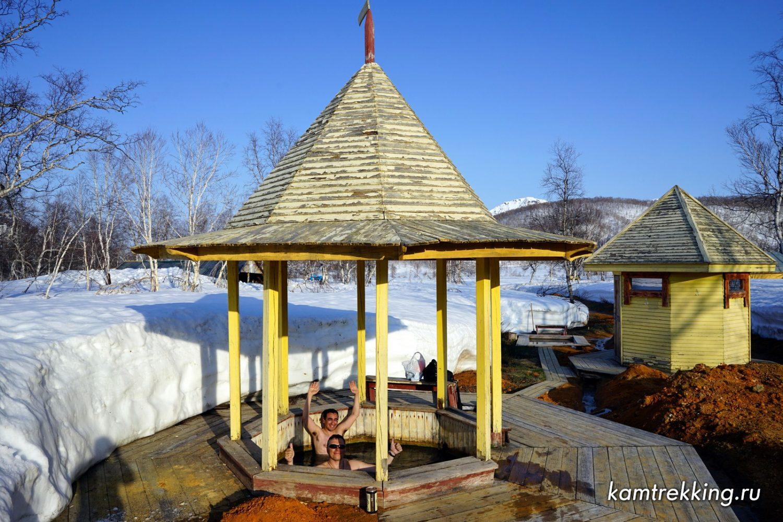 Туры на Камчатку, Налычево, источники