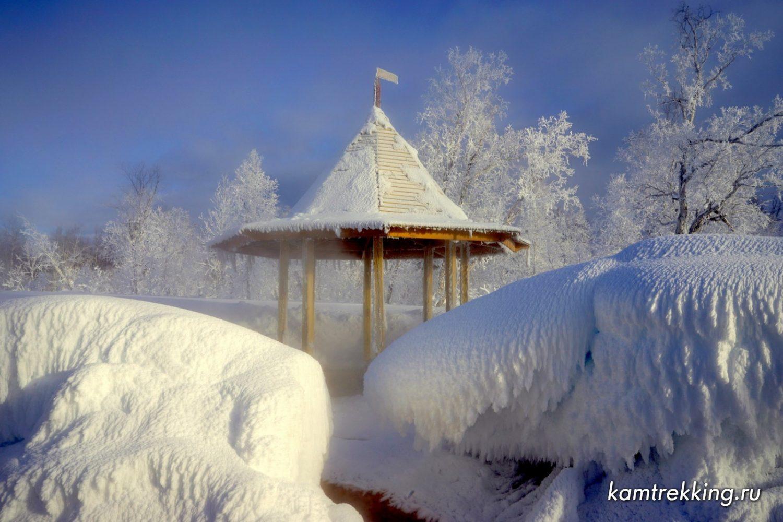 Туры на Камчатку, Налычевская долина