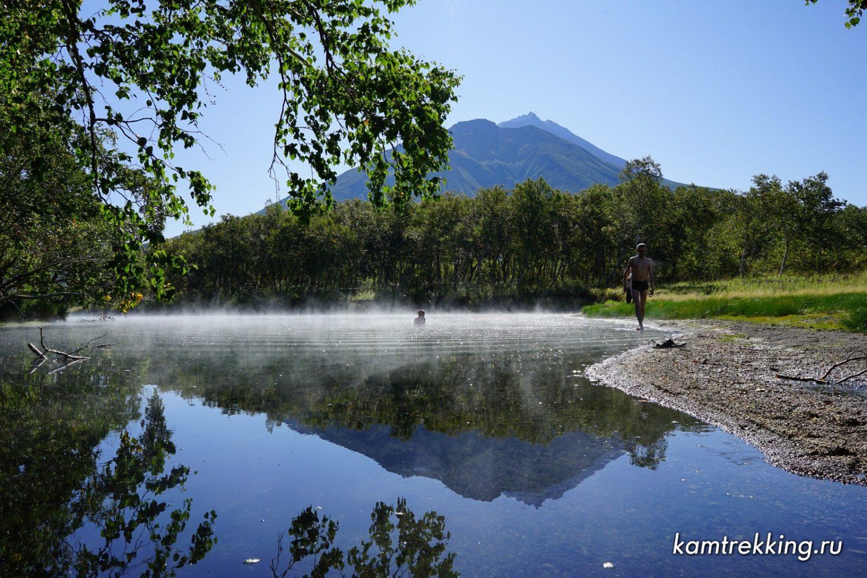 Туры на Камчатку, Ходуткинские термальные источники