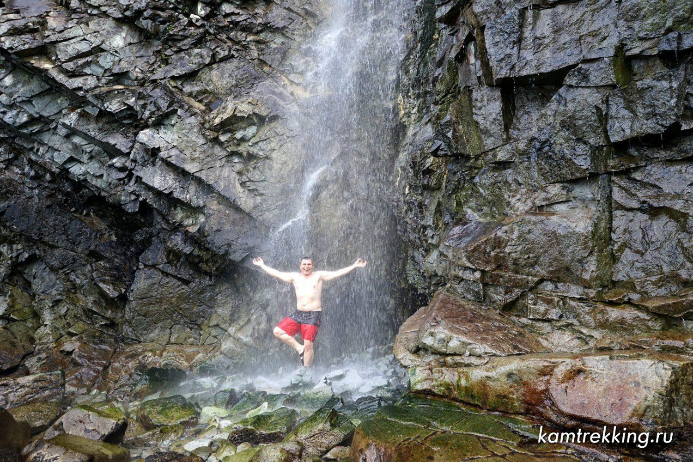 Туры на Камчатку, водопады Камчатки