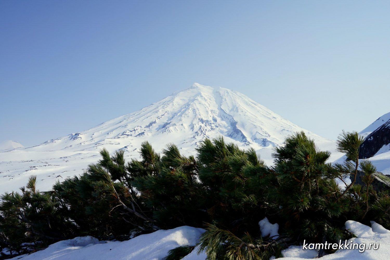 Туры на Камчатку, вулкан Корякский, перевал