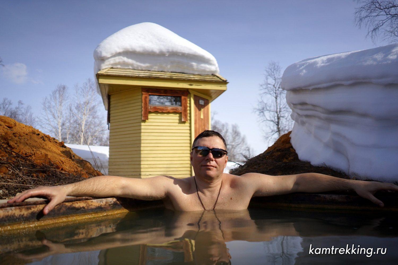 Туры на Камчатку, горячие источники, Налычево