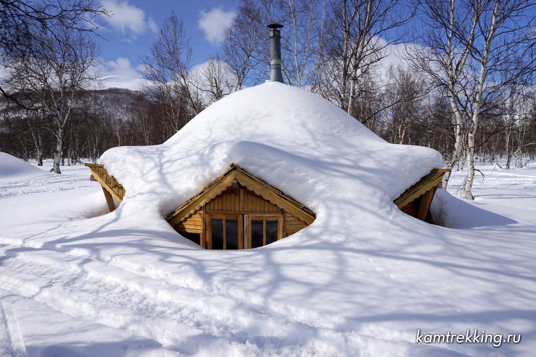 Туры на Камчатку зимой, Налычево