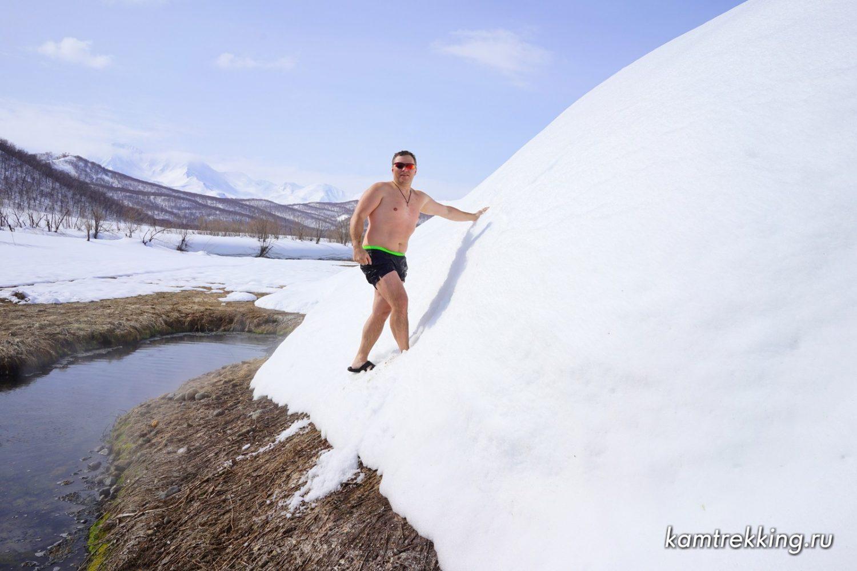 Туры на Камчатку, моржи