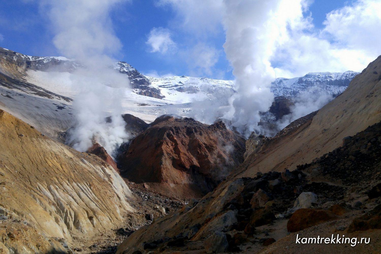 Туры на Камчатку, тур вулканы Камчатка