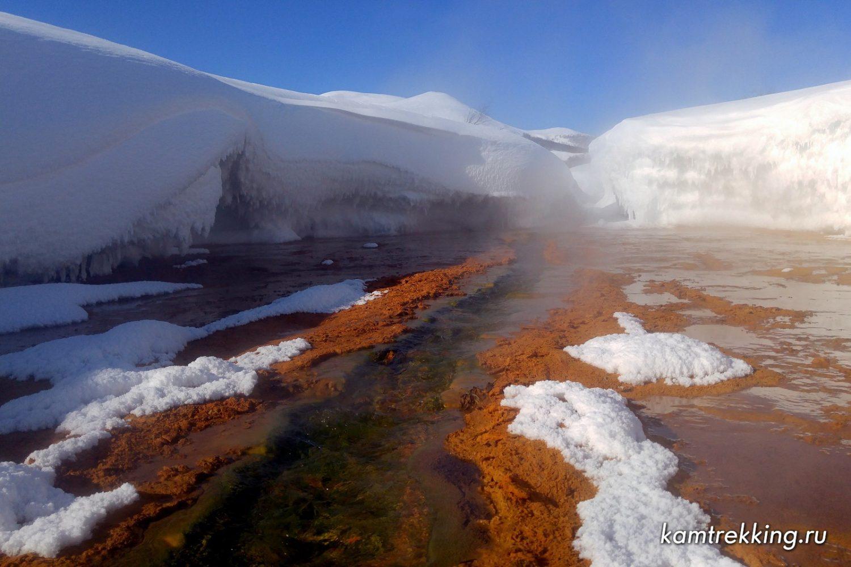 Туры на Камчтку, зимние туры на Камчатку