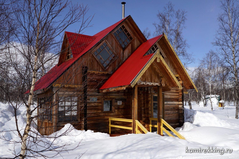 Туры по Камчатке, Налычевская долина