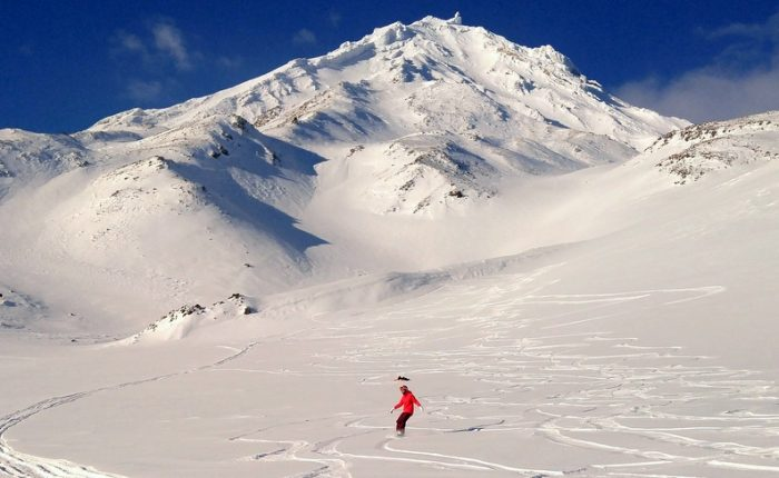 Фрирайд на Камчатке, туры на Камчатку зимой