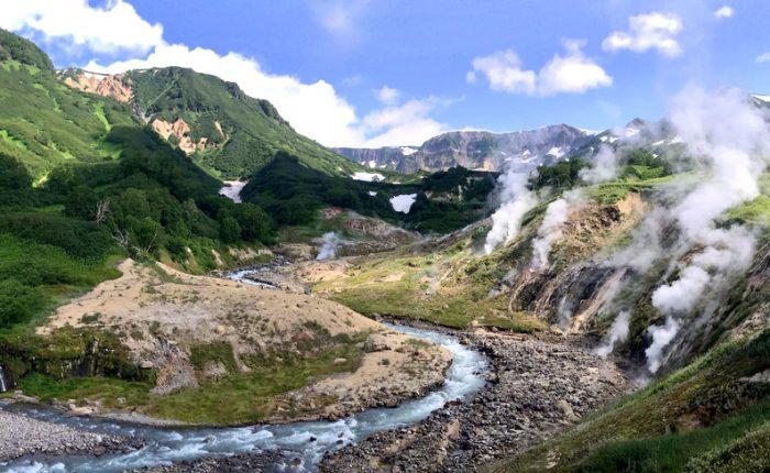 Экскурсии по Камчатке, Долина гейзеров