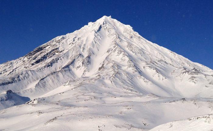 Экскурсии по Камчатке, вулкан Корякский
