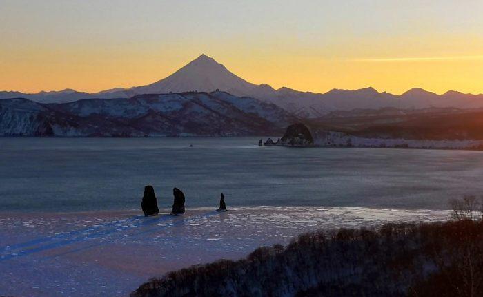 Экскурсии на Камчатке, Тихий океан