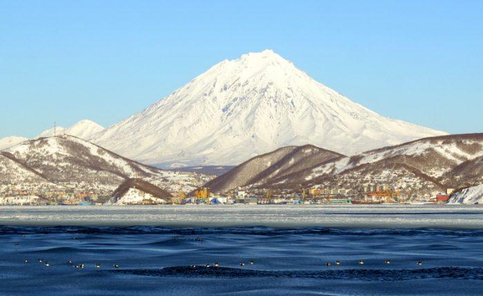 Туры на Камчатку, экскурсии на Камчатке, Авачинская бухта