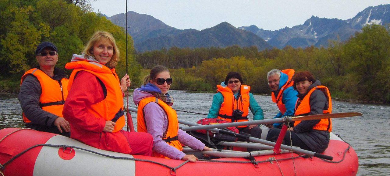 Камчатка туры 2020, сплав и рыбалка на Камчатке
